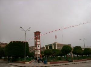 Plaza de Huancané, Puno